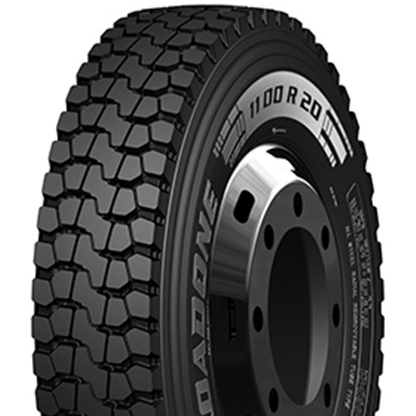 Best selling YINBAO heavy duty used truck tire manufacture