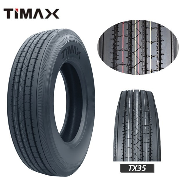 New michelin truck tire 8r19.5 manufacturer in China11R20 12R20 TIMAX Better price Higher Quality