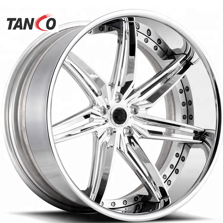 Alloy wheel for cars chrome rims 17 18 19 20 direct from china for sale