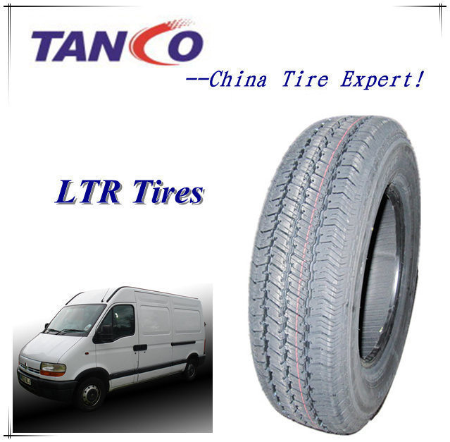 Double King Brand Car Tyres LTR Tires 195r15c 195r15lt