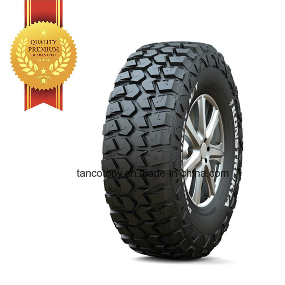 Passenger Car Tire PCR Tyre Light Truck Tire and OTR Tire with Ec Certificate (235/60R18, 245/60R18)