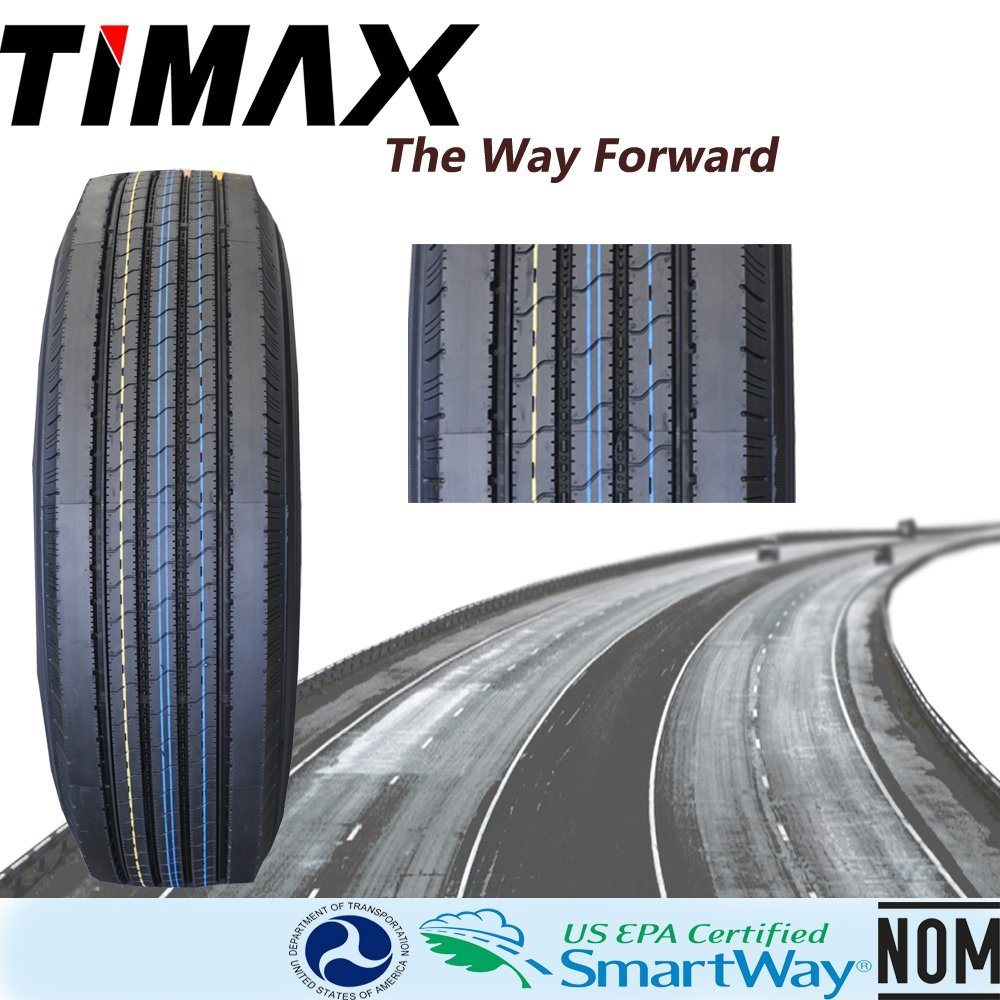 Heavy Duty Truck Radial Tire with DOT Smartway 11r22.5 295/75r22.5