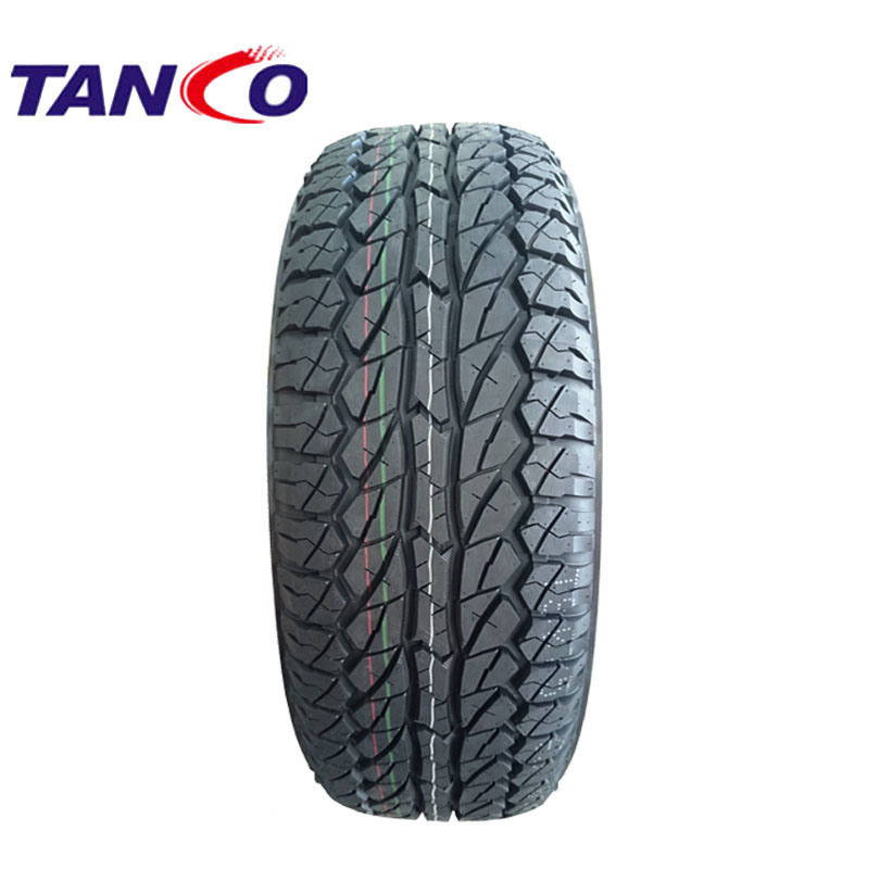 Comforser Brand at Tyres Blk Wsw Owl Tyres Light Load Tyres for SUV Vehicles
