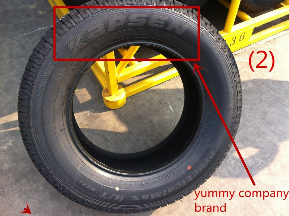 Popualr H202 Pattern China Car Tyre PCR with Gcc Tubeless Tyre 175/60 R13 Tire 185/65r15 Bis Car Tyre Top Tire Brands
