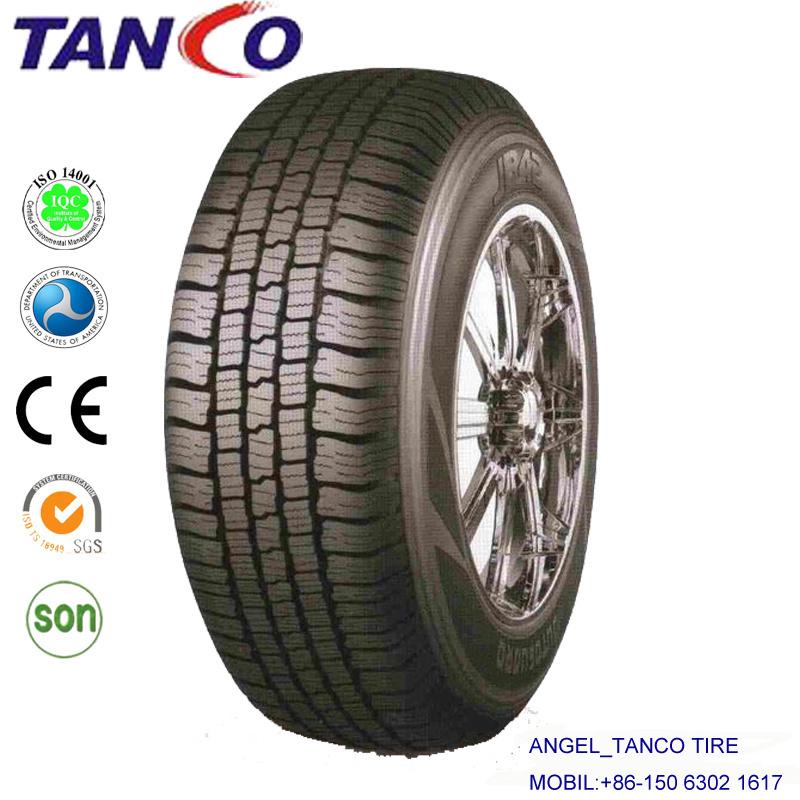 China Haida Brand New Cheap Radial Car Tyres LTR Tires