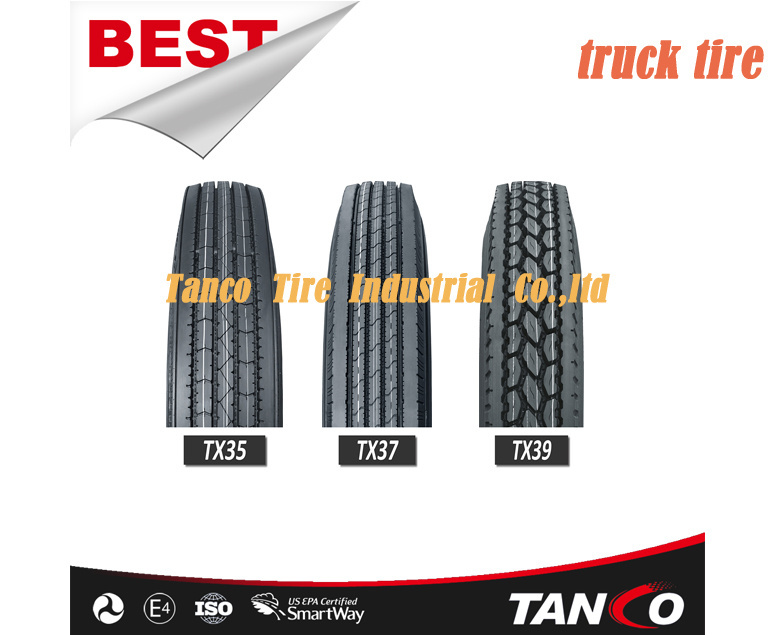 Timax Truck Tires 11r22.5 for Sell in Us Market