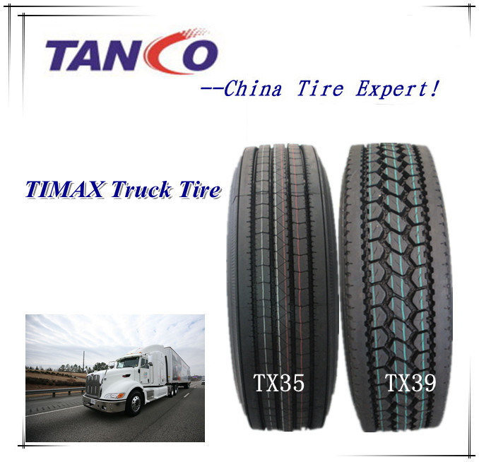 Us Market Truck Tires Directional/Traction/Trailer Tires 11r22.5 295/75r22.5 11r24.5 285/75r24.5