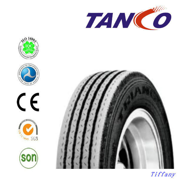 Bus Tires with Excellent Braking and Driving Performance 295/80r22.5