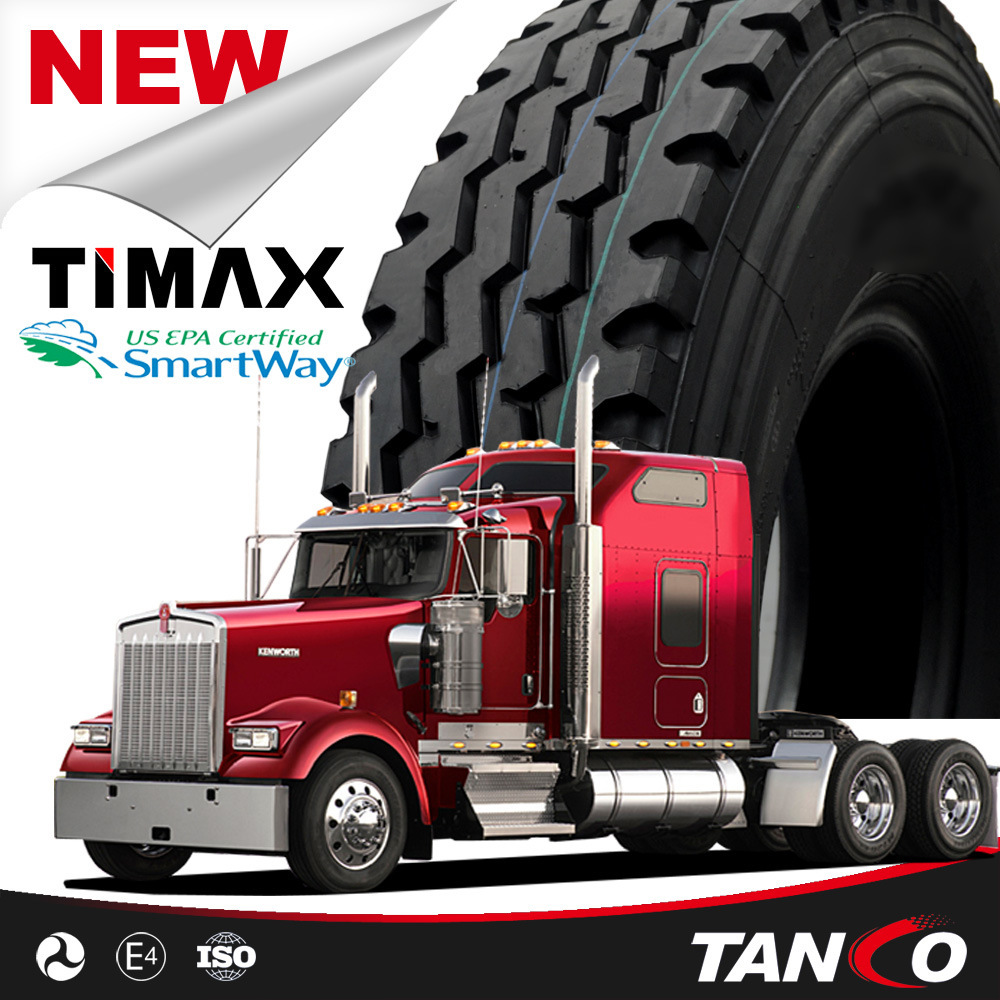 Chinese Wholesale Radial Truck Tyre 315/80r22.5 295/80r22.5