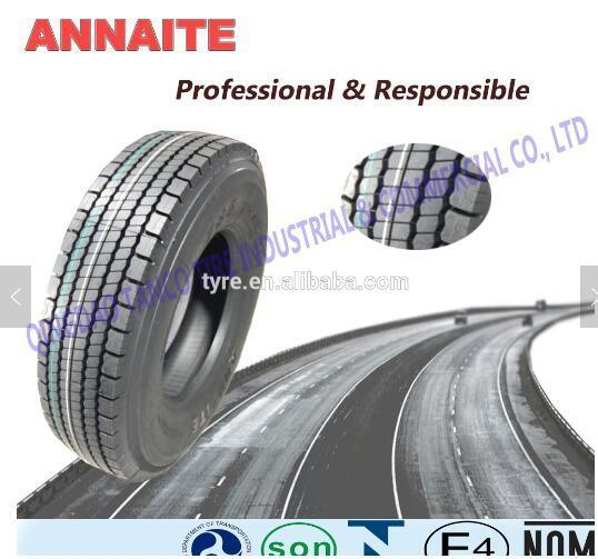 Hilo & Annaite & Amberstone Radial Truck Tyre Manufacturer