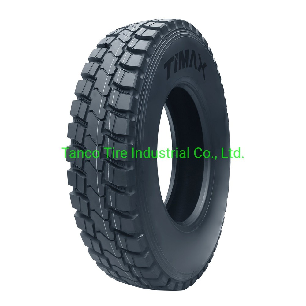 Timax Tubeless Truck Bus Tyre with Special Price