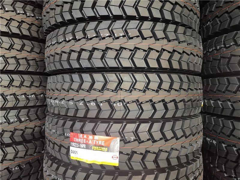Chinese TBR Wholesale Radial Truck and Bus Tires 11r22.5 1200r20 1400r20 385/65r22.5 315/80r22.5
