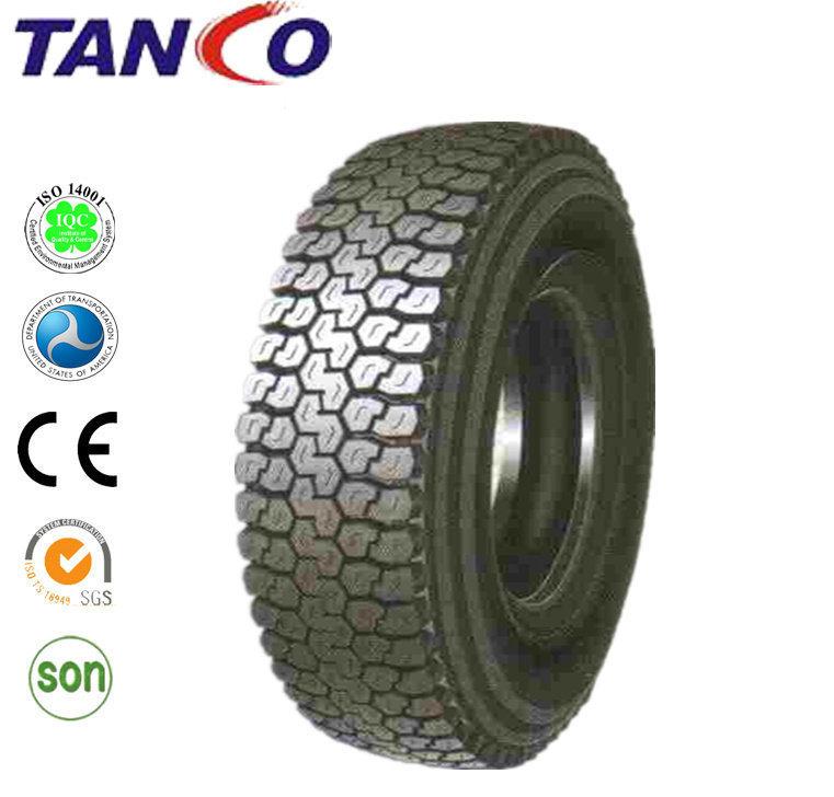 Heavy Duty Truck Radial Tyre 10.00r20