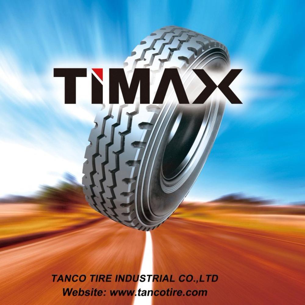 9.00r20 Heavy Duty Truck Radial Tyre with Gcc