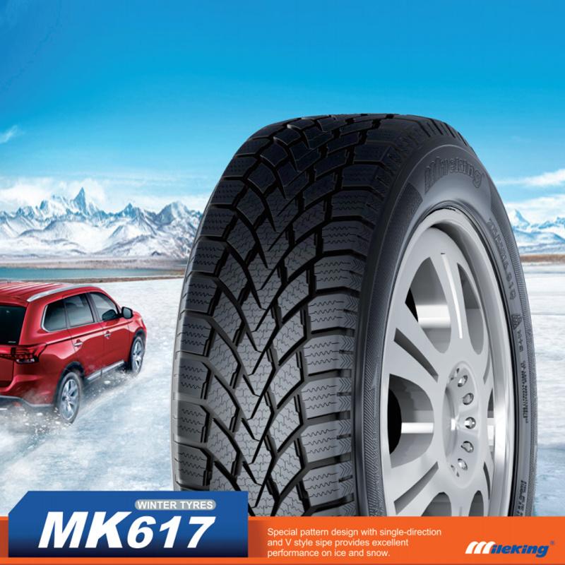 2021 Haida Mileking New Radial Car PCR Snow Winter Tire Mk617 Mk627 Mk677 Mk687