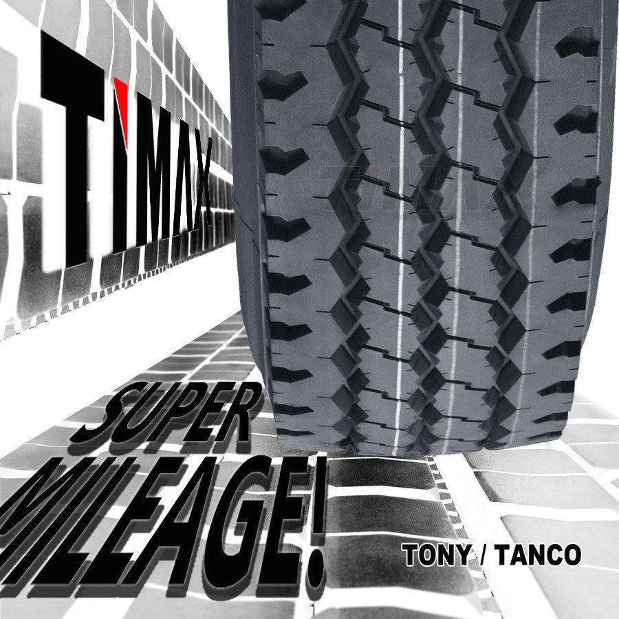 Perfect Performance Import Truck Tires 7.50r16lt Tyres