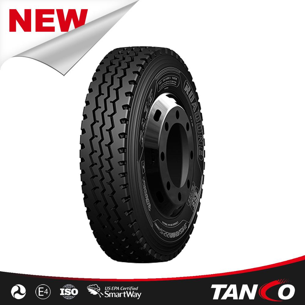 Top Class Tyre Roadone Brand Truck Tyre --200, 000kms Mileage