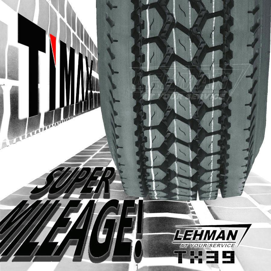 Aufine Truck Tyre with ECE