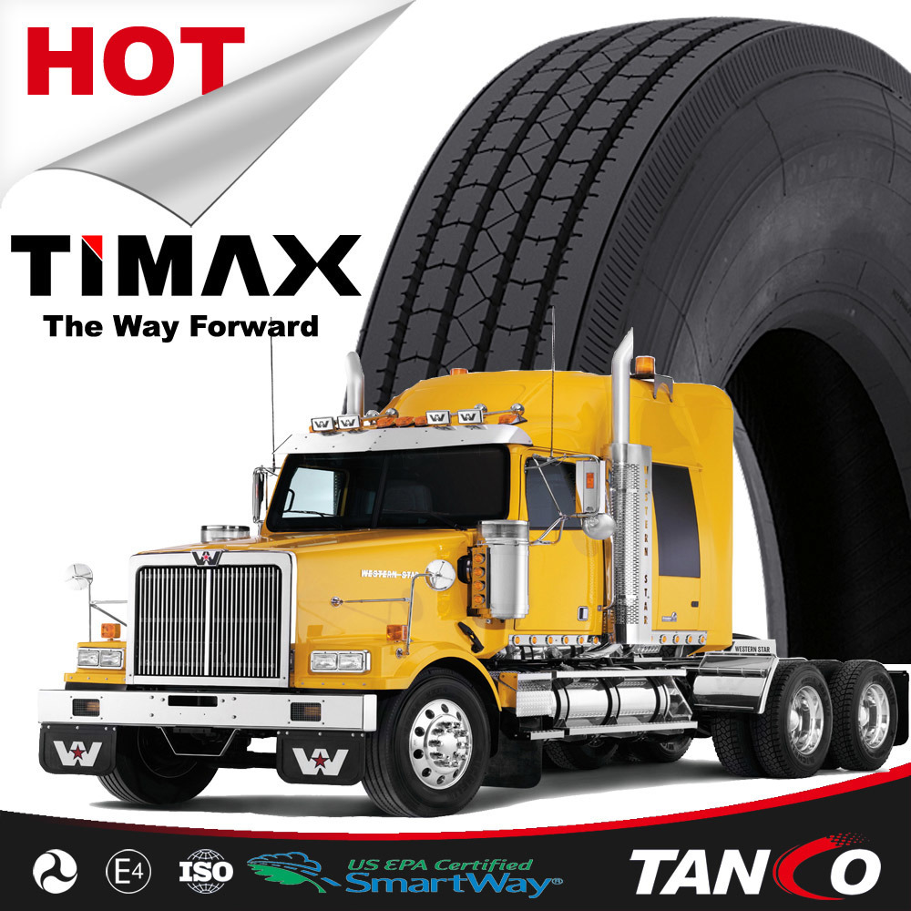 Top Quality 295/75r 22.5 Truck Tires