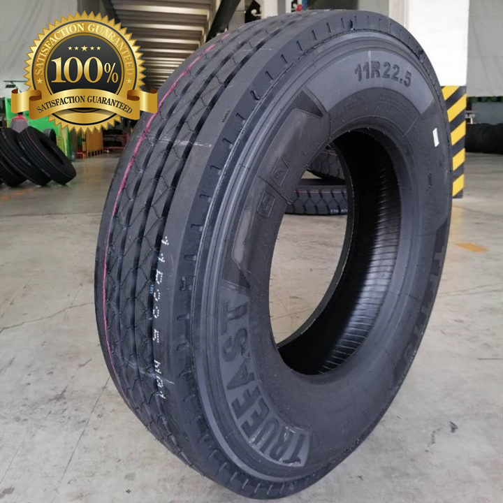 China TBR Radial Tubeless Truefast Dovroad Bossway Brand Truck and Bus Tires 315/80r22.5 11r22.5 13r22.5 295/80r22.5 1100r20 1200r20 Cheap Price