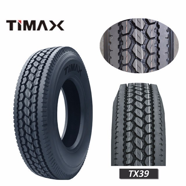 Linglong Brand 11r22.5, 11r24.5 Made in Thailand Close Shoulder Tire TBR Radial Truck Steer Trailer Drive Tire