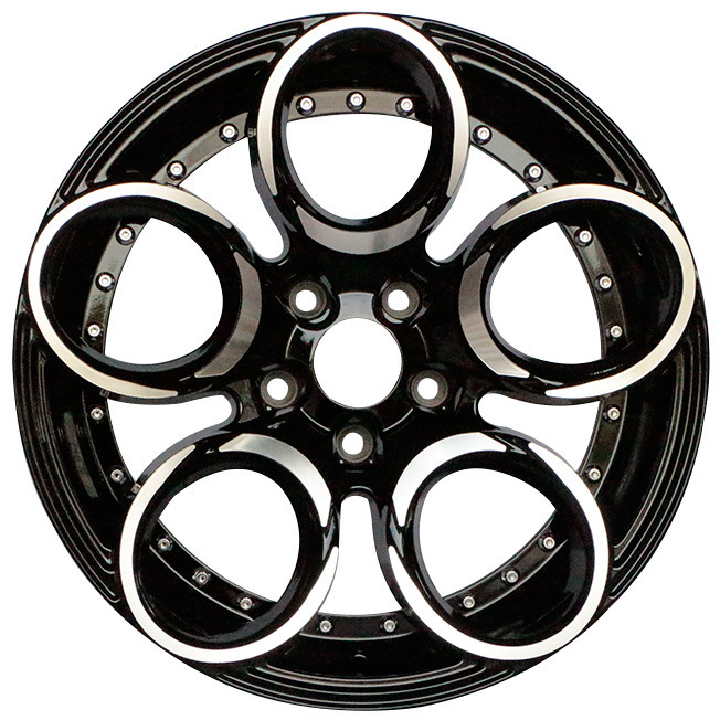 Best Price All Size Car Alloy Wheels Rims Universal PP/ABS Material Car Center Cover Wheel Rims
