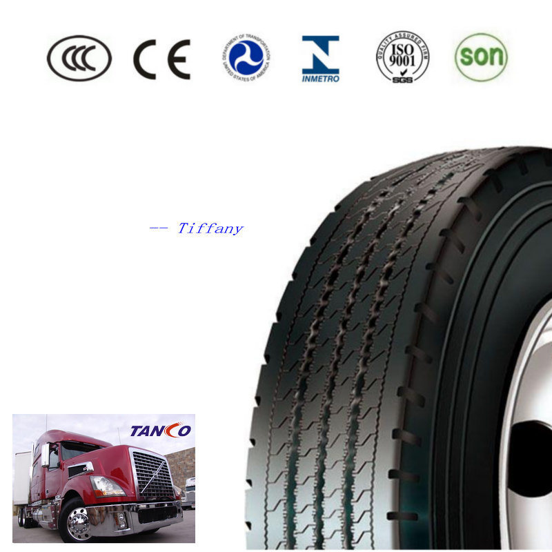 Radial Bus Tyres with Good Quality and Cheap Price Made in China