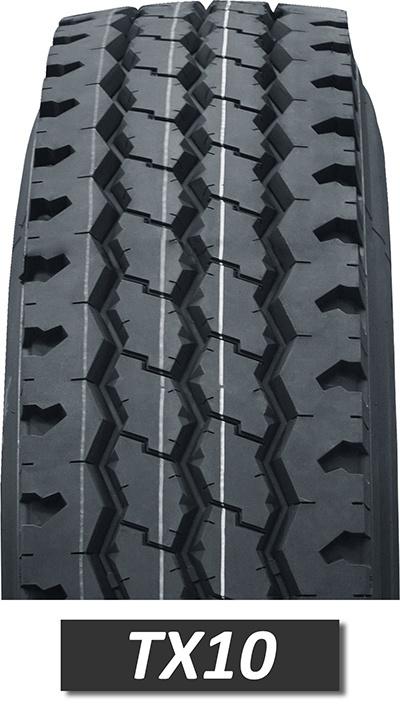 New Double King Tire Retread Tire 295 80 22.5, Sand Tire 900-16, 4.5 10 Tractor Tire