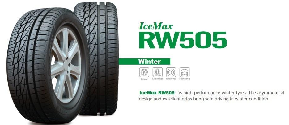 Mk617 215/55r18 Tire Haida/Mileking Design Winter Fomula Passenger Car Tyre Traction Stable Control Winter Tyre Car