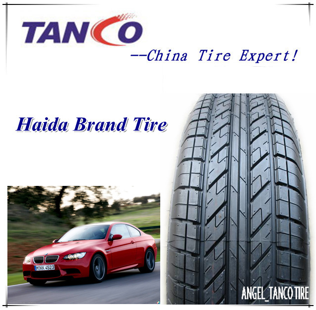 China Famous Brand Radial Cheap Passenger Car Tyre with Good Price