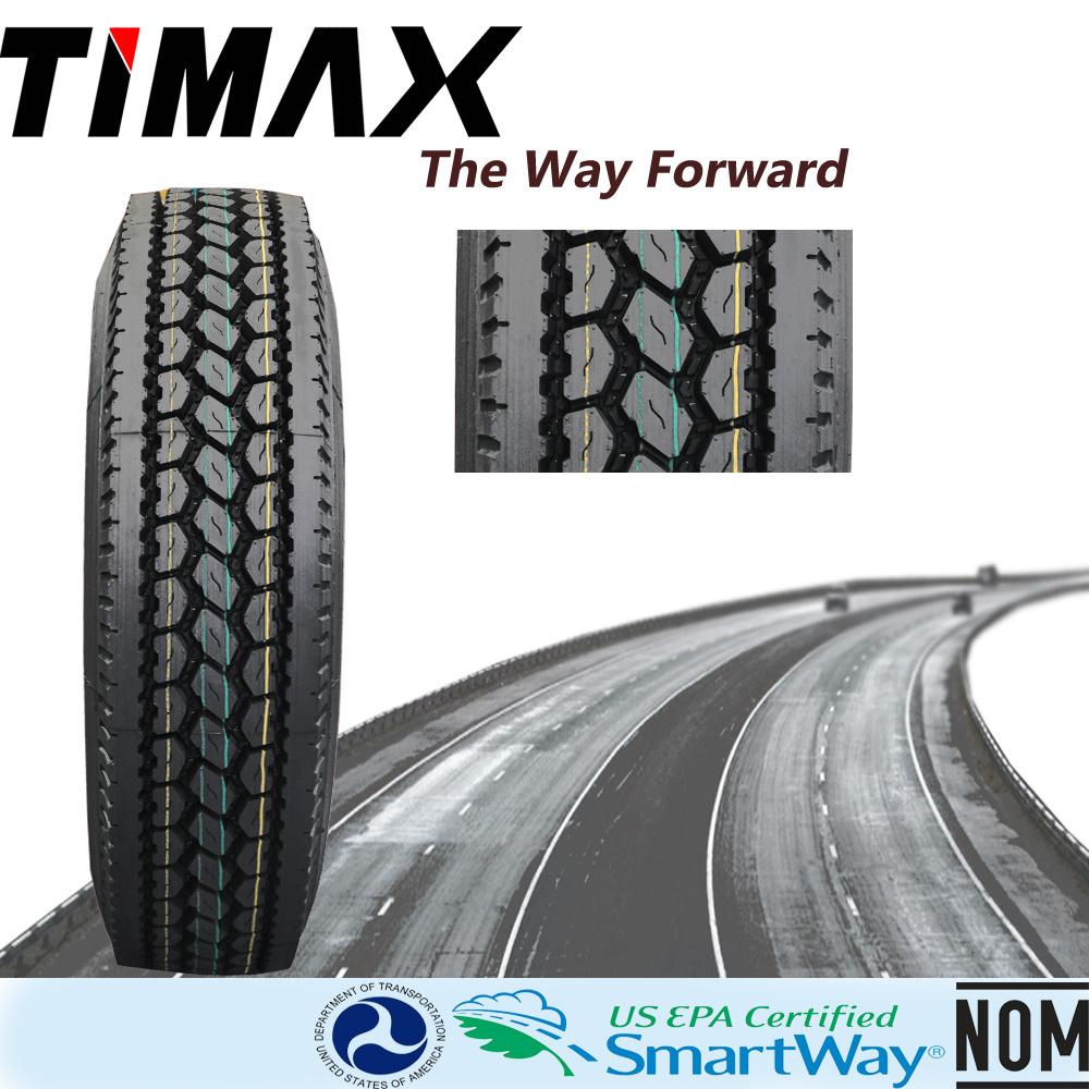 285/75r24.5 Smartway DOT Heavy Duty Truck Radial Tire