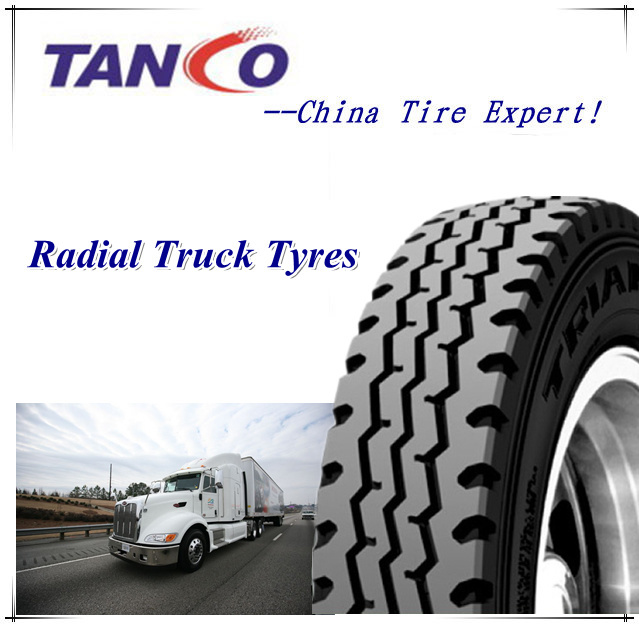 Triangle Radial Truck Tyre/ TBR Tyre