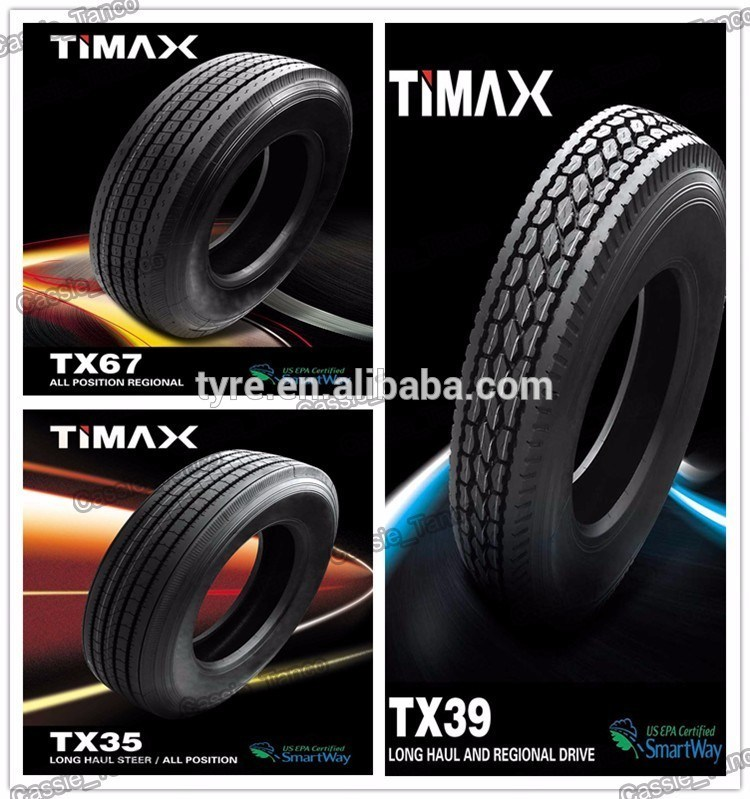 Chinese Wholesale Timax Perfect Performance Direct Buy China 11r22.5 11r24.5truck Tire