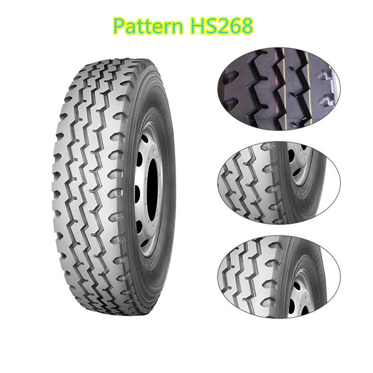 Wholesale High Quality Best Price Chinese Radial Truck Tyre with Gcc 315/80r22.5 1200r24 11r22.5