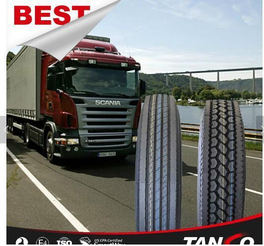 2018 New Shandong 11r22.5 Truck Tyres for Sale Cheap TBR Tires From China