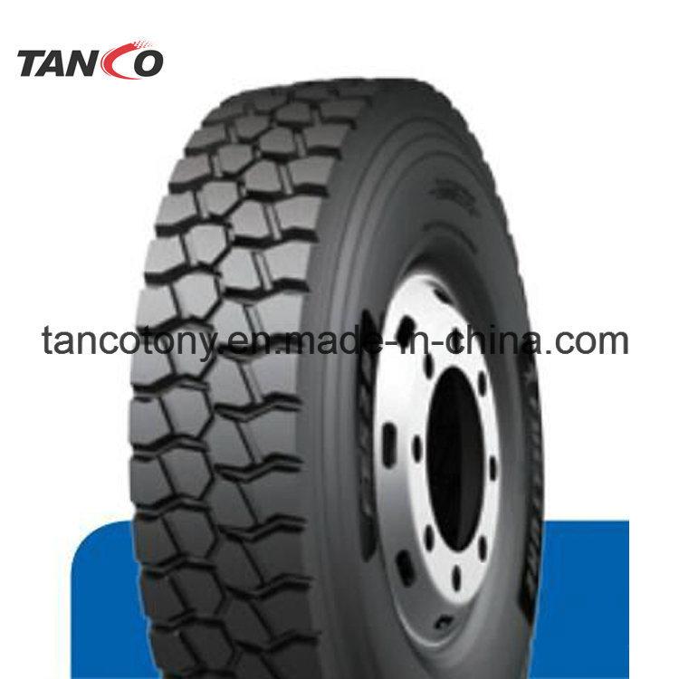 Triangle 315/80r22.5 Doupro Heavy Duty Truck Tyre 12.00r20 Radial Tubeless Tyres TBR Bus Truck Tyres, Kapsen 13r22.5 Tyre