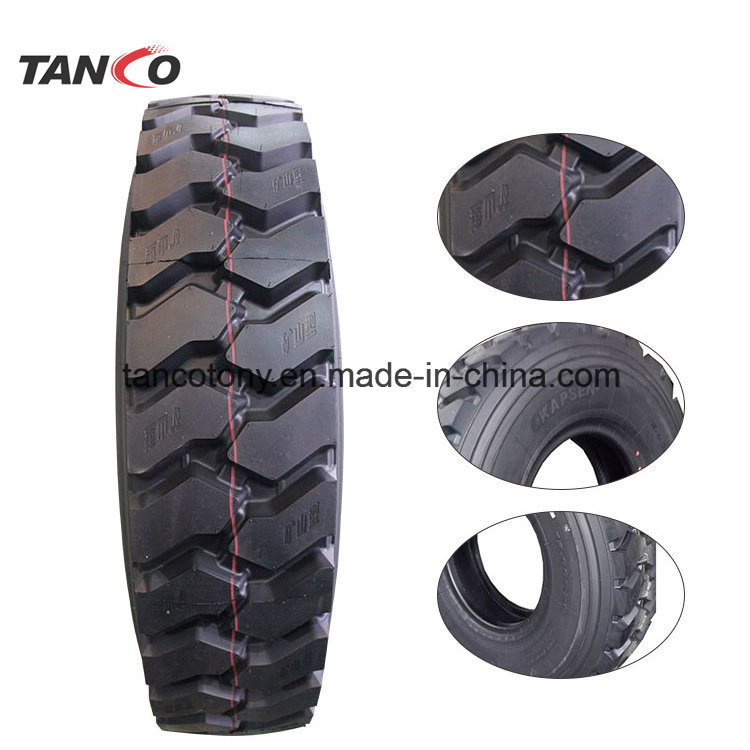New Tyre Looking for Distributor, Mining Dump All Wheels Truck Tire 10.00r20 315/80r22.5