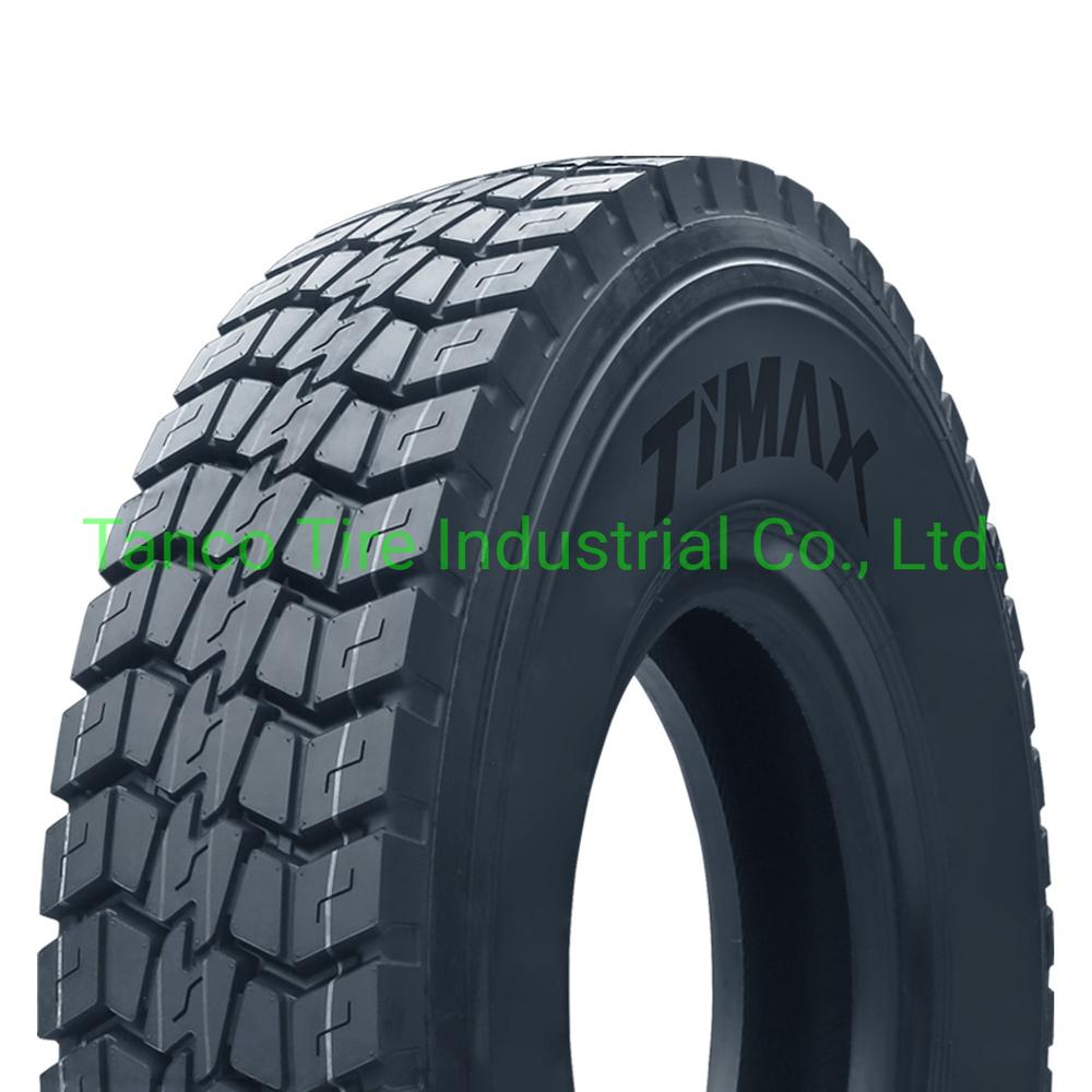 Commercial Steel Heavy Good Wholesale Radial Truck Tire TBR