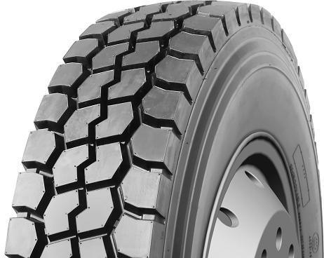High Quality Chinese Product Radial Truck and Bus Tyre
