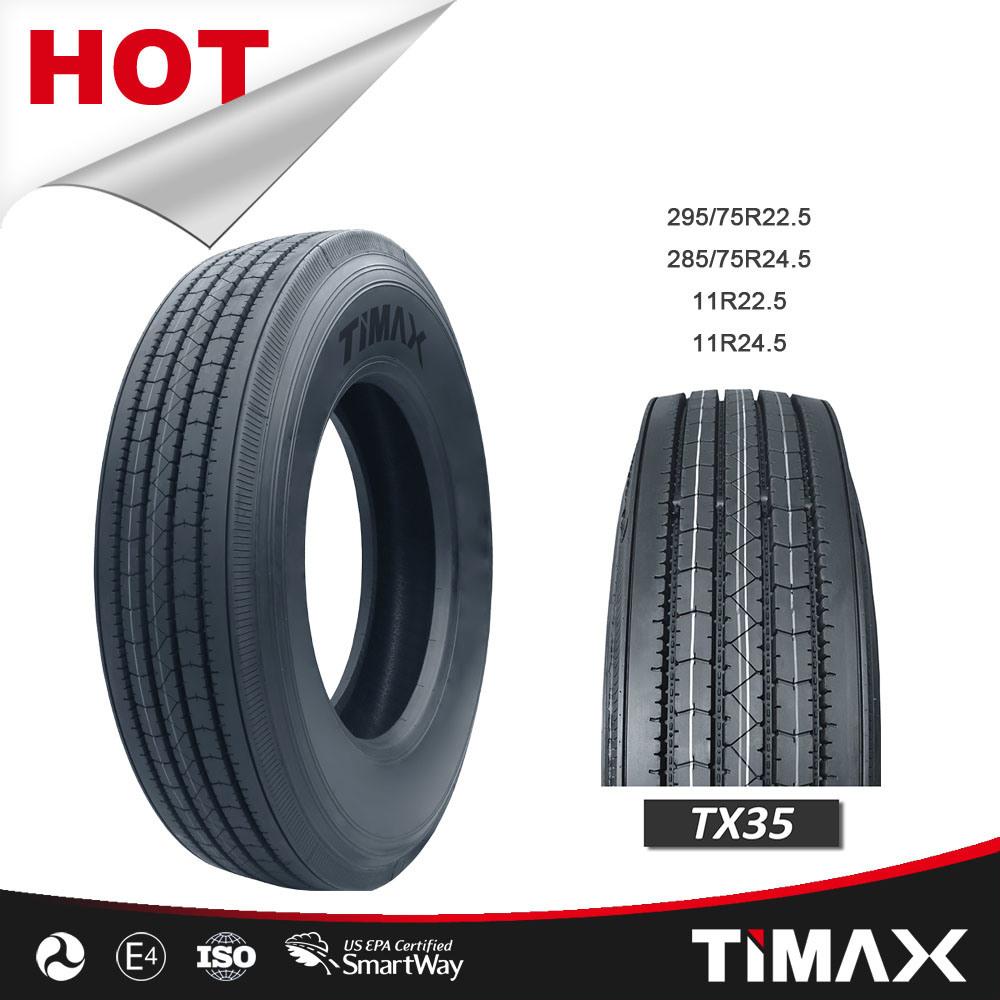 DOT Trailer Tire for USA (295/75R22.5 11R22.5 16PR TX35)
