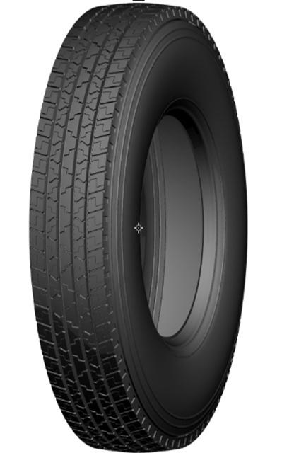 Heavy Duty All Steel Radial Truck Tires
