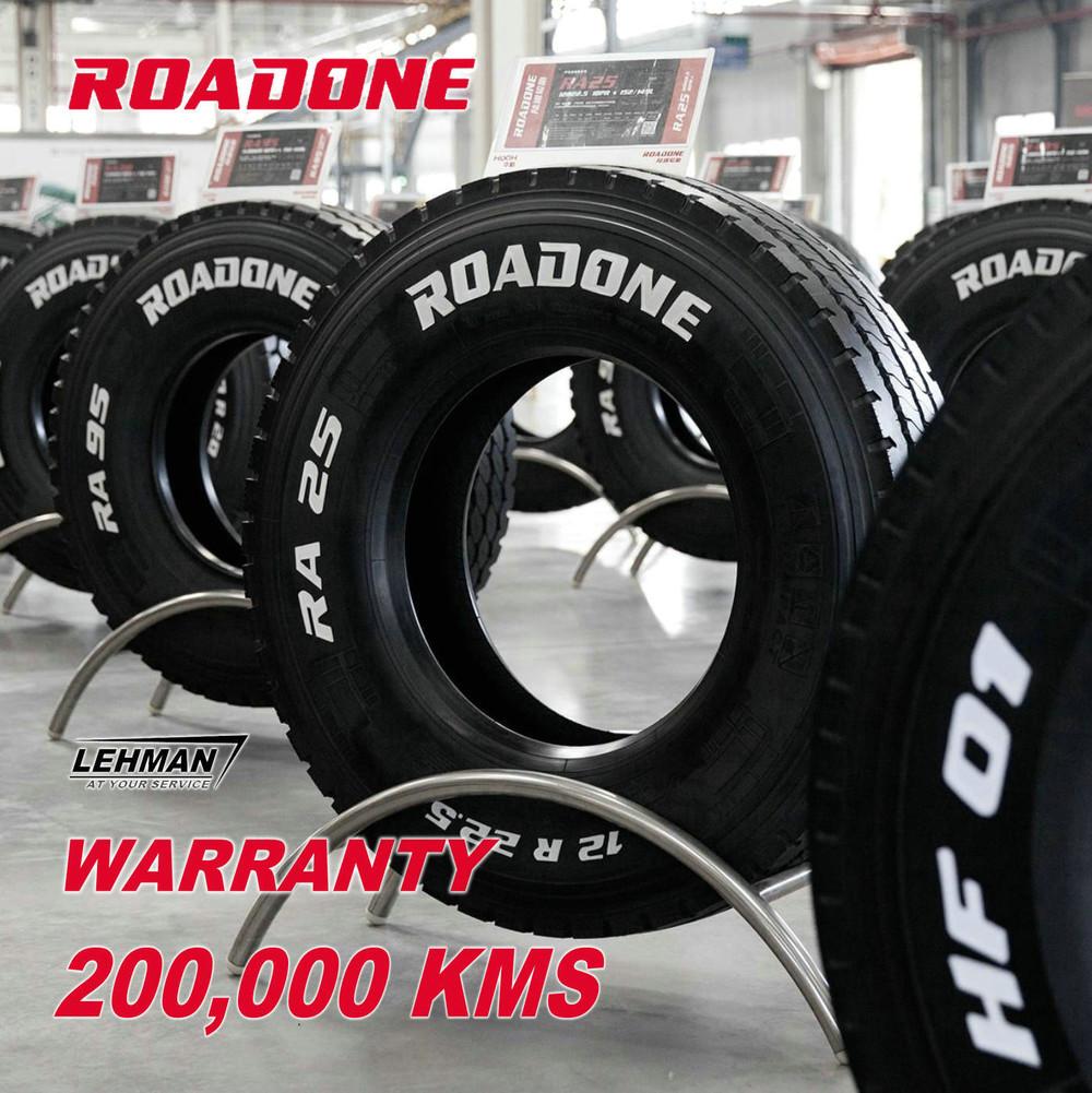 Top Quality Brand Wholesale Roadone 295/75r22.5,11r22.5,12r22.5,11r24.5,315/80r22.5,385/65r22.5 Discount Linglong Heavy Duty Semi Radial Truck Bus Tire Price