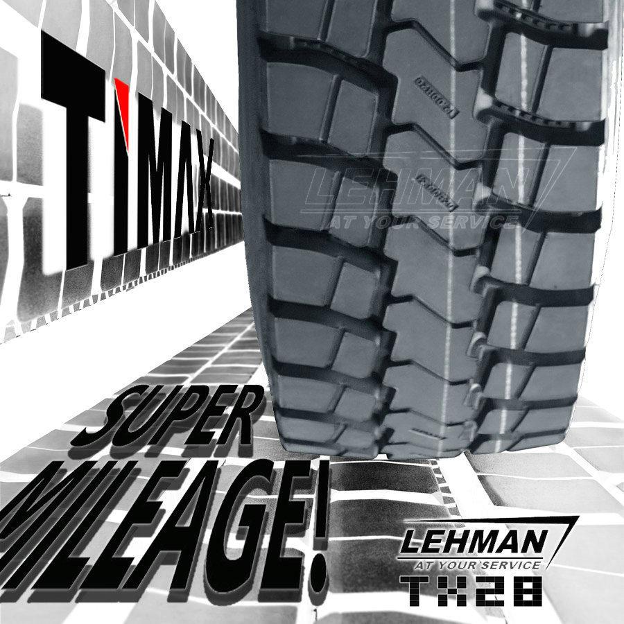 11r22.5 Pneus De Camions Commerciaux Tyre