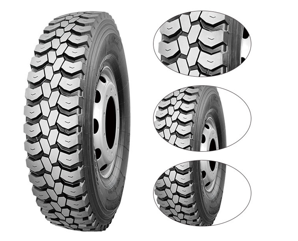 Tires Bulk Commercial Truck Cheap Container Truck Tires Made in China