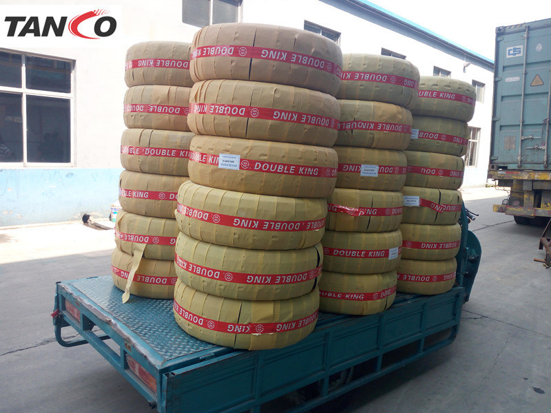 Double King Brand Tire 185/65r15 175/70r13 205/55r16 with Bis Export for India Market