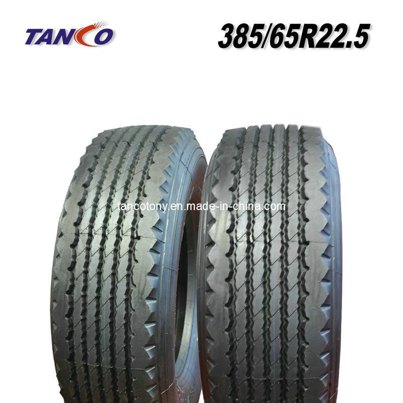 All Steel Truck Tyre, TBR Tyre for MID-East Market 385/65r22.5