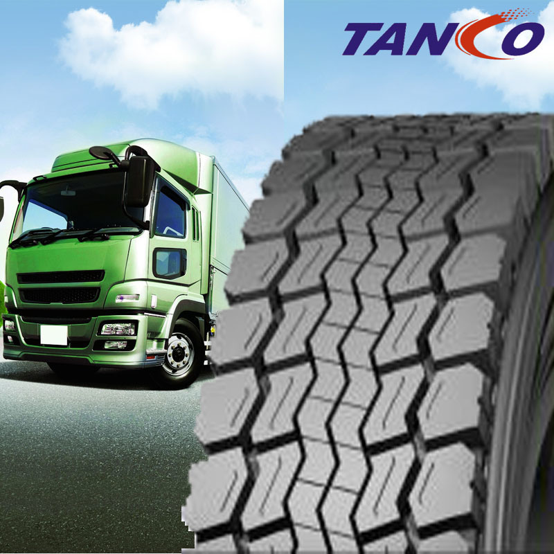Heavy Duty Load Truck Tyres R20, R24, R22.5