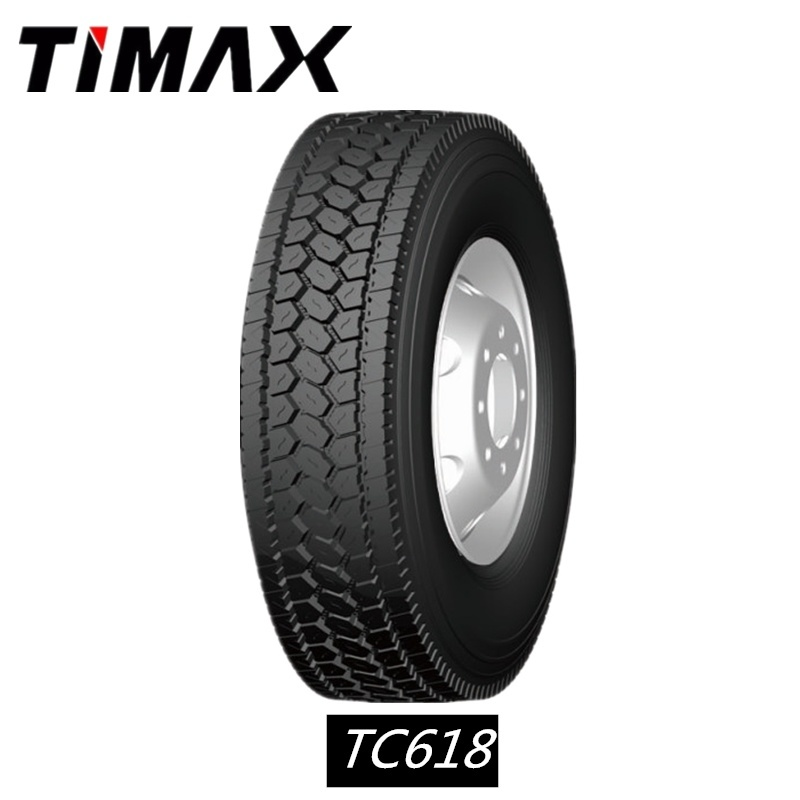 2019 Timax New Pattern in Thailand Rubber Truck Tyres Cheap for 315/80r22.5 1100r20 11r22.5 12r22.5 1200r20 for Australia Market