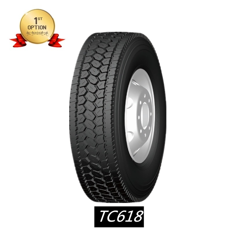 Thailand Rubber Chinese Tire Brand Timax New Pattern Radial Truck Tyres Auckland 11r22.5 Wholesale for Paraguay with Competitive Price
