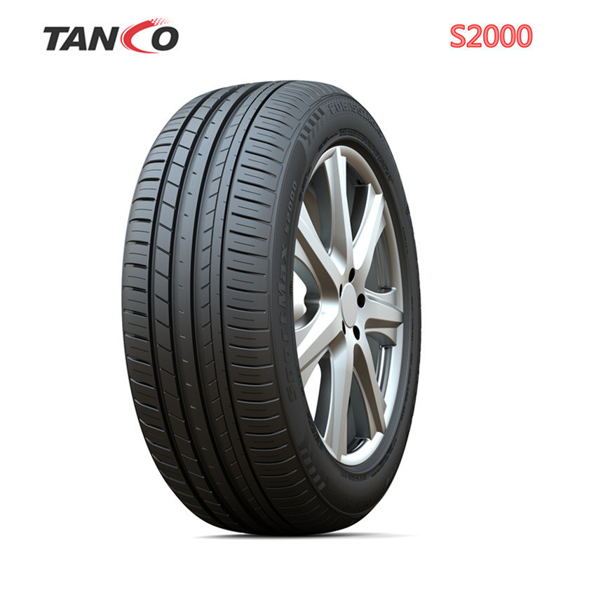 Chinese Radial Passenger SUV Car Tire (13-18 inch) with Pattern S2000 175/70r13 185/65r15 205/55r16